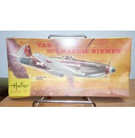 """HELLER  L090, YAK 3 """" Normandie - Niemen"""" Neuf BO 1/72"""