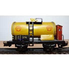Märklin ancien  374 . 1, wagon citerne SHELL