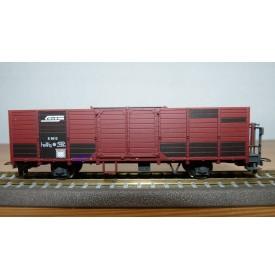 BEMO 2254 112, wagon tombereau type E N° 6612 RhB  BO