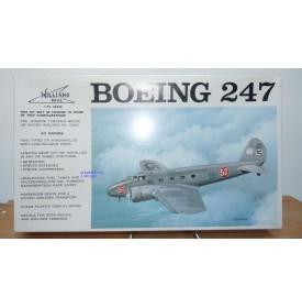 WILLIAMS 72-247, BOEING 247 Neuf  BO  1/32