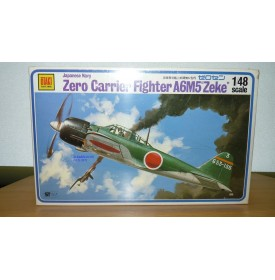 "OTAKI Chasseur embarqué  japonais MISTSUBISHI A6M5 ""Zeke"" Zéro neuf BO 1/48"