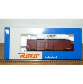 ROCO 34529, wagon couvert à guérite type GG DR BO