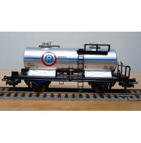 ELECTROTREN 1712, wagon citerne REPSOL RENFE BO