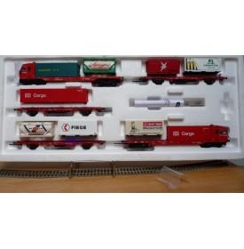 TRIX 22543, coffret Cargo Sprinter  DB AG / DB Cargo  BO