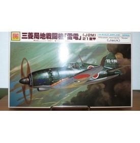 OTAKI OT2-9-500 intercepteur  japonais MITSUBISHI JM RAIDEN (JACK) neuf BO 1/48