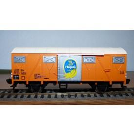 FLEISCHMANN 5331 wagon couvert CHIQUITA DB BO
