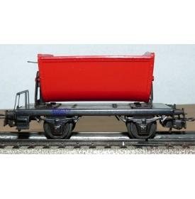 Märklin 4513, wagon benne basculante DB BO