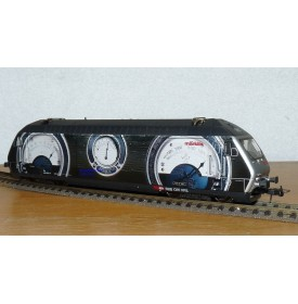 TRIX 22736,  motrice BoBo Re 460  033-4 Swiss collector 2003  SBB BO