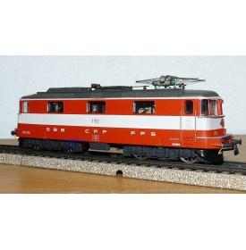 HAG 211 03 Motrice BoBo Re 4/4 Swiss Express SBB