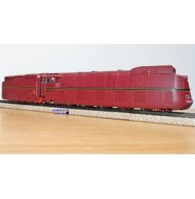 MÄRKLIN Digital 37050,  locomotive carénée 232 Br 05 DRG BO  Neuf BO