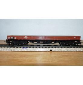 Märklin 4514 . 2,  wagon plat à bogies  DB  BO