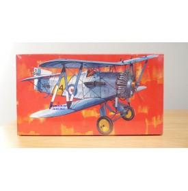 PYRO 610-100, Rare Chasseur embarqué FAIREY Flycatcher FAA Neuf BO 1/48