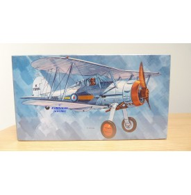 PYRO 607-100, Chasseur GLOSTER Gladiator RAF Neuf BO 1/48