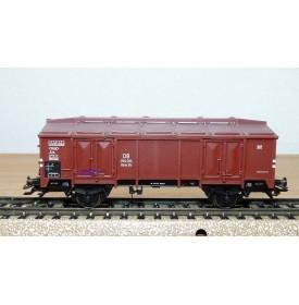 Märklin 46198,  wagon à toit couvercles  type Kmm 36 DB Neuf  BO