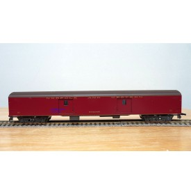 RIVAROSSI  2658 - 0, fourgon à bagages  ( smooth side baggage ) N° 151 Norfolk & Western   Neuf  BO
