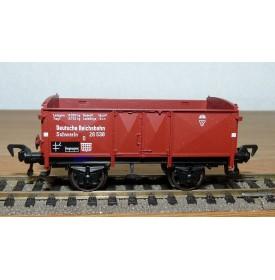FLEISCHMANN 5211 K,  wagon tombereau type O DR BO