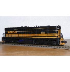 LIFE LIKE Proto 2000  8013,  loco  EMD SD 7 D&RGW  N° 5303  B&O  BO