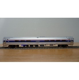 WALTHERS 932 6014, voiture bar  ( 85' Amfleet Food Service )  Superliner II  AMTRAK Neuf  BO