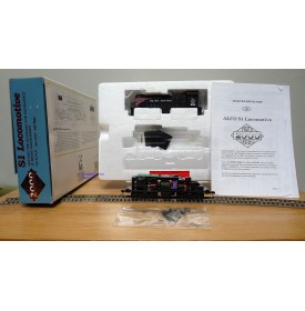 LIFE LIKE Proto 2000  23727,  loco  de triage ( switcher )  ALCO  S1 MEC Maine Central BO