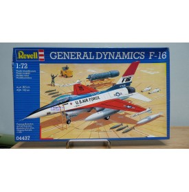 REVELL 04437, General Dynamics F-16 BO 1/72