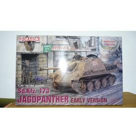 DRAGON 6245 Char allemand Sdkfz 173 JAGDPANTHER Neuf BO 1/35