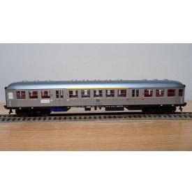 "FLEISCHMANN 5121, voiture banlieue  ""Silberling"" type ABnb  1/2 Kl. DB BO"