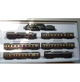 Märklin Digital  26506, coffret Rheingold  S 3/6 et six voitures DRG Neuf BO