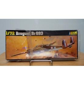 HELLER  392, bombardier Bréguet Br 693 Neuf  BO 1/72