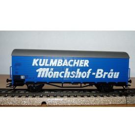 Märklin   46202, wagon couvert réfrigérant KULMBACHER Brauerei DB BO