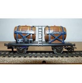 PRIMEX ( Märklin )  4546 . 5, wagon bifoudre CIWL SNCF  BO
