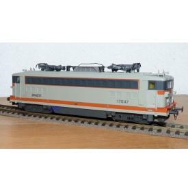 LIMA  véro 208439L,  motrice BoBo BB 17047  SNCF  BO