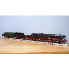 Märklin Digital 26830 coffret loco Br 52 + chasse neige Henschel  DB BO