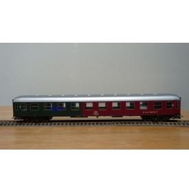 RIVAROSSI  2921, voiture grandes lignes mixte bar / 2 Kl.  type BR buümh  DSG / DB  BO