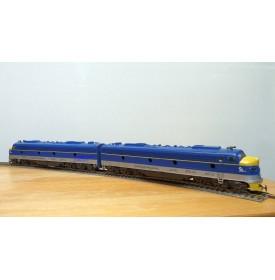 RIVAROSSI 1823, locos diesel EMD E8 A Cheasapeake and Ohio ( C&O )  BO