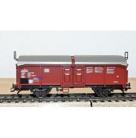 Märklin   46191, wagon à toit coulissant  type Tms 851 DB  Neuf  BO