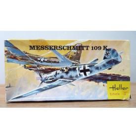 HELLER  074, MESSERSCHMITT Me 109 K   BO 1/72