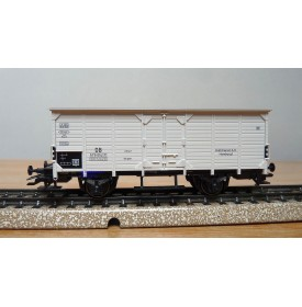 Märklin   48770, wagon couvert type G  DB   Neuf  BO