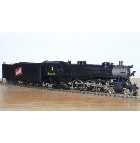 Sunset Models / Walthers932- 5629, Loco Pacific  Great Circus Train Schlitz Old Milwaukee BO