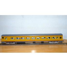 RIVAROSSI  6719, voiture grandes lignes ( chair coach )  Portland Rose   UP BO