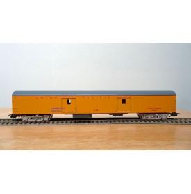 RIVAROSSI  5635, fourgon grandes lignes ( smooth side baggage )  REA N°:5665    UP BO