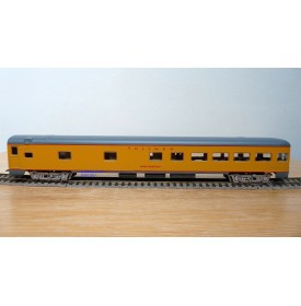 """RIVAROSSI  5639, voiture de queue ( smooth side observation )   Pullman """" Baldy Mountain """" UP BO"""