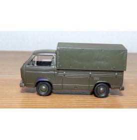 ROCO Minitanks 314, Camionette bâchée Volkswagen Typ 2 Pritsche   Neuf BO 1/87 HO