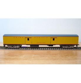"RIVAROSSI  6718, fourgon grandes lignes ( smooth side baggage )  ""Western Lodge ""   UP BO"