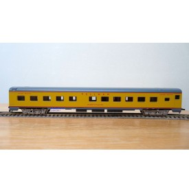 """RIVAROSSI  6721, voiture lits ( smooth side roomette )  Pullman """" North Platte """"   UP BO"""