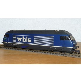 ROCO 64695,  motrice Bo Bo série Re 465  Jungfraujoch  BLS  BO