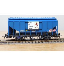 LILIPUT 804, wagon trémie pour céréales Johnnie Walker BRT   BO
