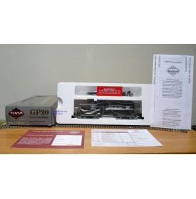 LIFE LIKE Proto 2000  31484,  loco diesel Bo Bo EMD type  GP 20  PENN ECNTRAL Neuf  BO
