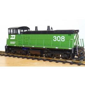 Overland Models ( OMI ) 0295, loco diesel de triage EMD SW 1500 BN BO
