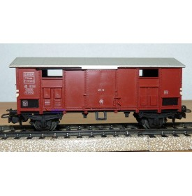 Märklin   4950, wagon couvert  FS   Neuf  BO