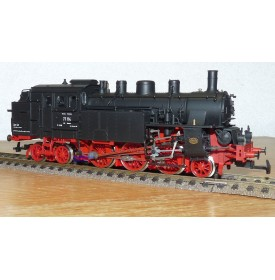 Rivarossi véro 1359,  locotender 132 T Br 77 ex P5 Badoise DR BO
